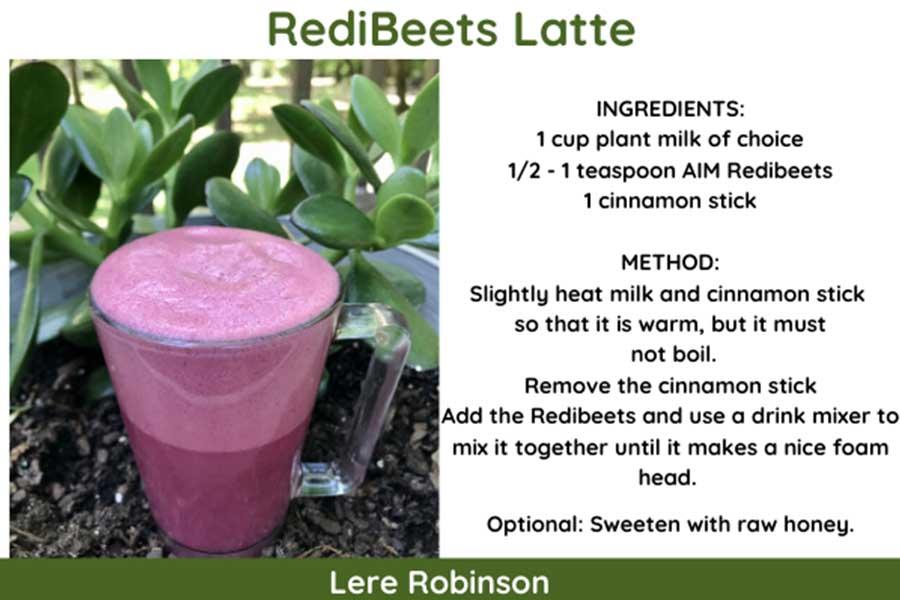 redibeets-latte